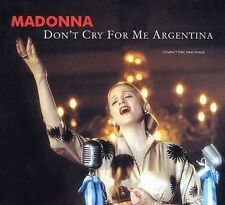 Don't Cry for Me Argentina, Madonna, Good Single