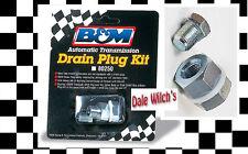 NEW B&M 80250 auto transmission pan drain plug kit
