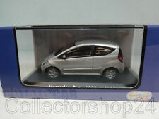 Potatocar : Mercedes A200 Zilver Grijs Metallic   1:43 New