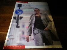 JULIEN CLERC - Mini poster couleurs 2 !!!!!!!!!!!!!!!