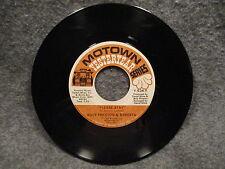 """45 RPM 7"""" Record Billy Preston & Syreeta With You Im Born Again Motown Y-634-F"""