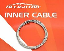 Alligator 31 strands superior shine Shift Derailleur Inner Cable Shimano 2pcs