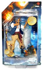 "Pirates of the Caribbean POTC 4 On Stranger Tides 6"" Gibbs Figure!"