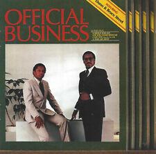 Dunn & Bruce Street - Official Business   new cd
