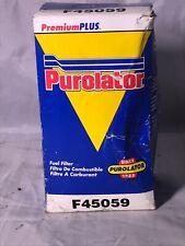 MITSUBISHI & EAGLE Fuel Filter Purolator F45059 - NEW