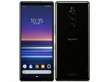 SONY XPERIA 1 Android Phone Unlocked Japan ver. Black