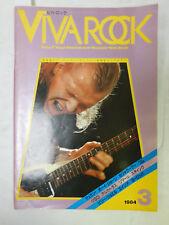 Viva Rock Magazine - Japan - Issue 3, 1984 - Bowie, Judas Priest, Van Halen