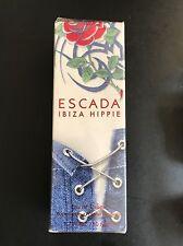 Escada Ibiza Hippie 1.7oz/ 50 ml Eau de Toilette. New in Box. Rare