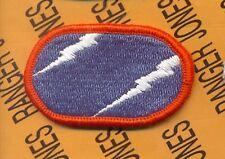 313th MI Bn Military intelligence CEWI Airborne para oval patch m/e Type 2