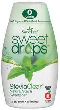 SweetLeaf SteviaClear Liquid 50ml