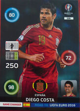 ROAD TO EURO UEFA 2016™ Adrenalyn XL™ Panini GAME CHANGER DIEGO COSTA
