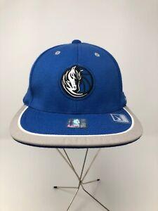 NBA Swingman Cap Dallas Mavericks Blue M/L Nike Team Cap Mavs Fitted Hat