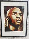LIMITED EDITION: Michael Jordan Framed Art