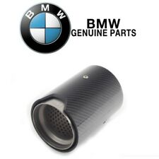 For BMW F80 F82 M Performance Carbon Fiber Exhaust Tip Finisher OES 18302358110