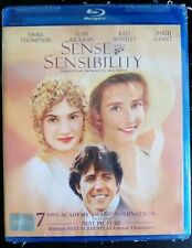 Sense and Sensibility (1995) Blu-ray All Region - Emma Thompson, Kate Winslet