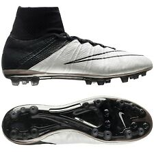 NIKE MERCURIAL SUPERFLY LTHR AG MEN'S FOOTBALL BOOTS SIZE 10.5 UK