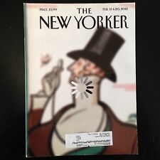 The New Yorker Magazine FEBRUARY 13-20 2012 With Michael CHABON Jonathan FRANZEN