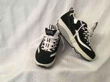 EUC Skechers Shape-up Women's Shoes Size 8 Color Black, White And Gray