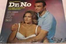 John Barry~Dr. No Orig s'trk LP~SEALED NOS~James Bond~Ursula Andress~1963-M/NM