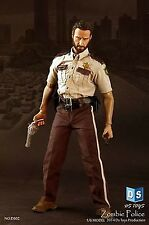 "DSTOYS 1/6 The Walking Dead Rick Grimes Sheriff Style 12"" Action Figure Model"