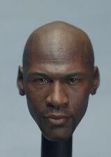 Custom 1/6 Scale Michal Jordan No.45 Head Sculpt For Enterbay Body
