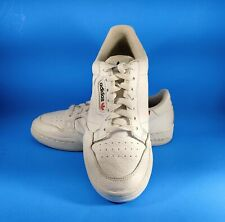 Adidas Continental 80 Sneakers Mens Sz 7 or Womens 8.5 White Casual Comfort Shoe