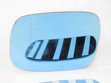 Per VW Touareg 2002-06 Ala Specchio Vetro Grandangolare Blu + Nastro a sinistra/1037
