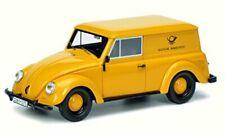 "Schuco 1/43 VW Käfer Kombi ""DBP"", Yellow - 450900800"