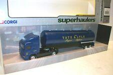 CORGI 59515 / Camion ERF TANKER -TATE & LILE trailer- esc. aprox 1:50