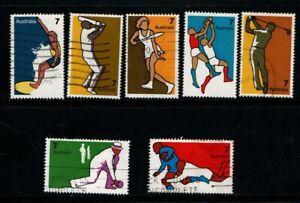 Australia  1974 Non-Olympic Sports set  Used