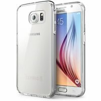 For Samsung Galaxy S6 Case, i-Blason Clear [Halo Series] Scratch Resistant Cover