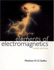 The Oxford Series in Electrical and Computer Engineering: Elements of...