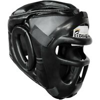Farabi Boxing Head Guard Head Protection Mma Kickboxing Training Head Gear