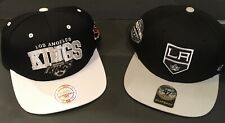Mitchell&Ness and 47 Brand Los Angeles Kings SnapBack Hats
