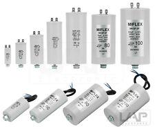 AnlaufKondensator MotorKondensator MIFLEX MKSP-5P 1µF-100µF 450V