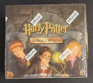 WIZARDS Harry Potter ADVENTURES AT HOGWARTS Booster Box TCG Wizards Of The Coast
