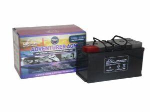 12V 110AH Leoch Adventurer Low Height AGM Deep Cycle Leisure Battery -LAGM110LL