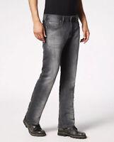 $228 Diesel Men's Larkee Regular Straight Jeans 084JK Stretch Denim Size 29X32