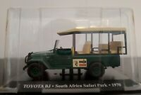 1/43 TOYOTA BJ SOUTH AFRICA SAFARI PARK 1970 IXO ALTAYA ESCALA