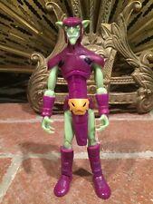 "Spectacular Spider-Man Animated GREEN GOBLIN (2008)  6"" Action Figure Hasbro!!!"
