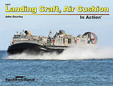 Landing Craft, Air Cushion in Action (LCAC hovercraft) (Squadron Signal 14037)