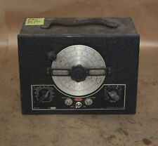 University Radio Equipment RF AF Oscillator SOB  Valve VINTAGE TEST EQUIPMENT
