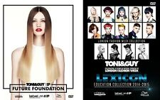 Toni & Guy FUTURE FOUNDATION & LESSICO Collection - 8 DVD/Capelli 2t