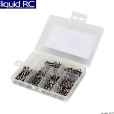 Dynamite H2020 Stainless Steel Screw Set: Axial SCX10