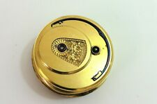 c1820 JOHN MONCAS LIVERPOOL PATENT FUSEE POCKET WATCH GOOD RUNNING MOVEMENT.