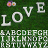 New Large 26 Wooden Alphabet Letters/ Wall Hanging/ Nursery Decor/ AlphabetODFS