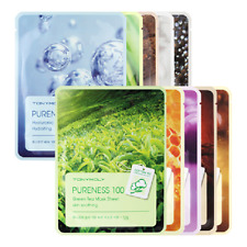 [TONYMOLY] PURENESS 100 MASK SHEET SET(x10) / Korean Cosmetics
