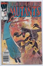 New Mutants 27 NM 9.4 Copper Age X-Men
