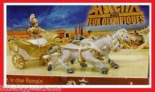 ASTERIX JEUX OLYMPIQUES BRUTUS Char Romain action Figure Figurine Obelix# NEUF #