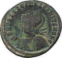 Licinius II Jr Constantine the Great nephew Ancient Roman Coin Jupiter i45980